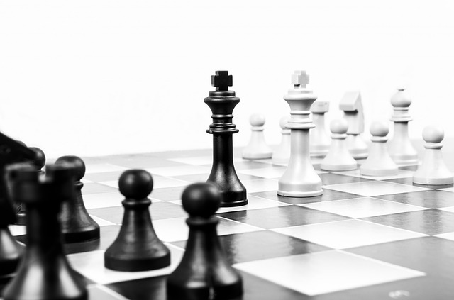 Leadership Management Chess