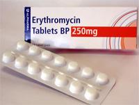 erythromycine