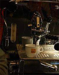 espresso-making