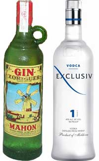 vodka-gin