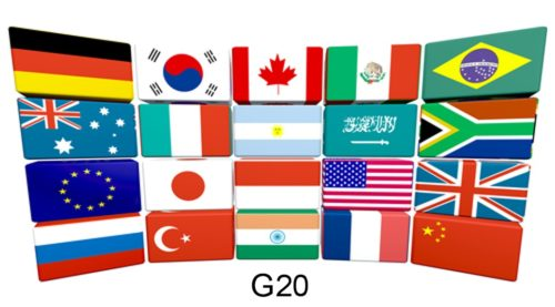 Difference Between G8 and G20-1
