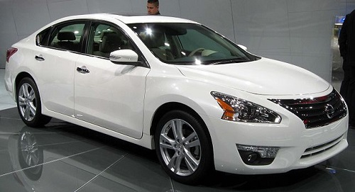 Difference Between Altima and Maxima