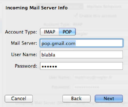 Difference Between SMTP and POP-1