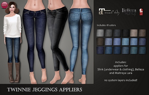 Difference Between Jeans and Jeggings-1
