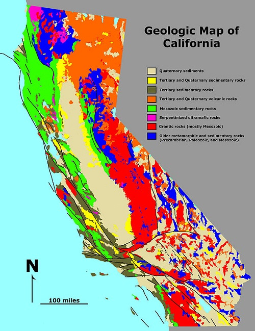 Difference Between Topographic and Geologic Maps-1