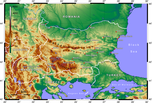 Difference Between Topographic and Geologic Maps