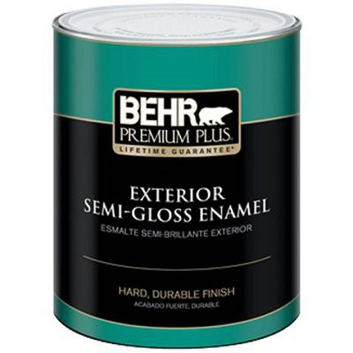 Difference Between Enamel and Paint