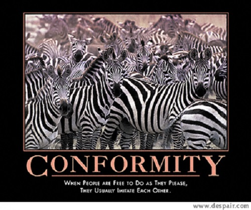 Difference Between Conformity and Obedience
