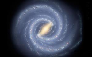 the center Galaxy of Cat's Eye