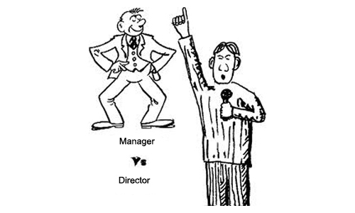Manager and Director