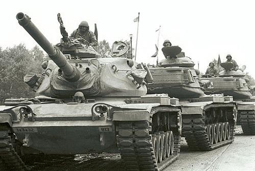 دبابة_الحلفاء_أثناء_الحرب_الباردة