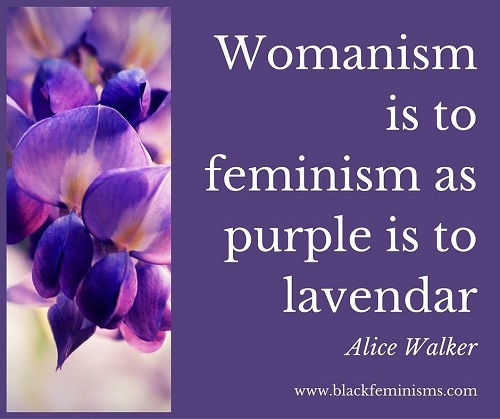Difference between Feminism and Womanism-1