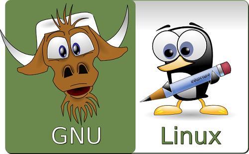 Difference between GNU and Unix