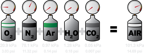 Difference between Partial Pressure and Vapor Pressure-1