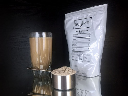 Difference between Soylent and Ensure