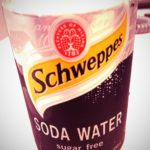 Difference between sparkling water and soda water