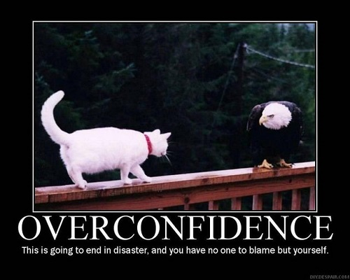 Difference Between Confidence and Overconfidence-1