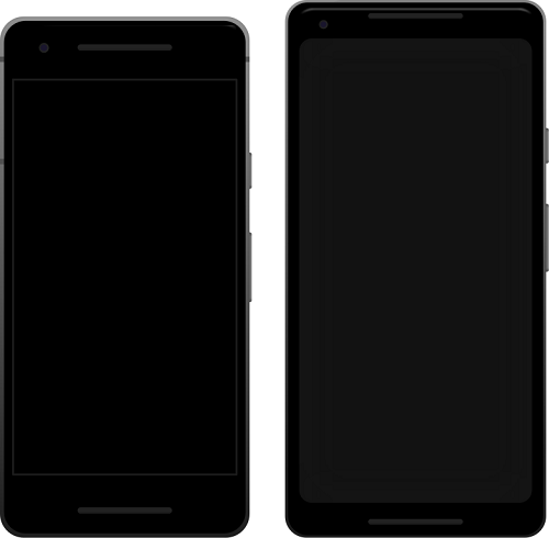 Difference between Google Pixel 2 and Pixel 2 XL