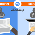 Difference between Traditional Commerce and Ecommerce