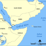 Difference between sea and gulf