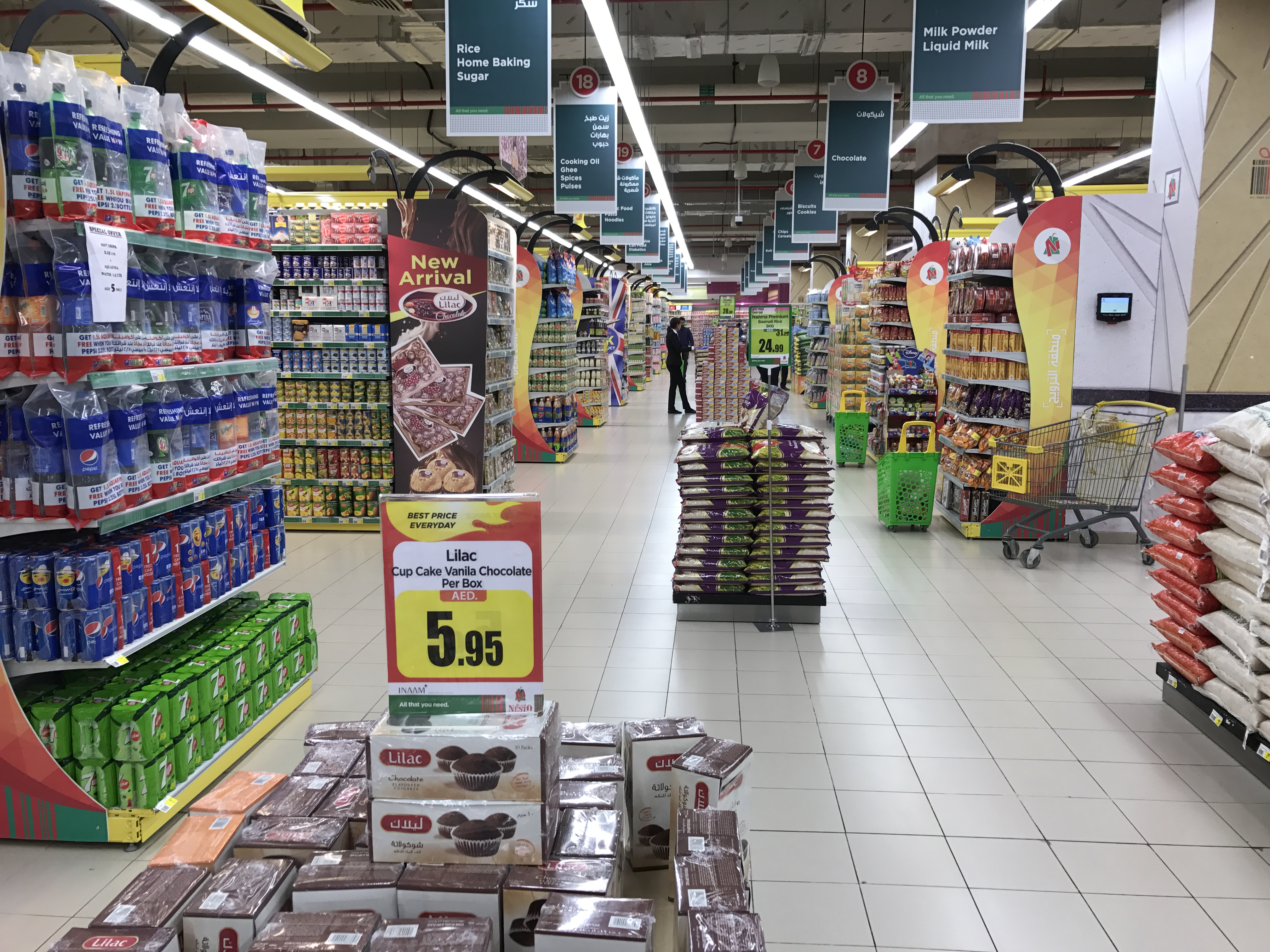 Difference Between Hypermarkets and Supermarkets