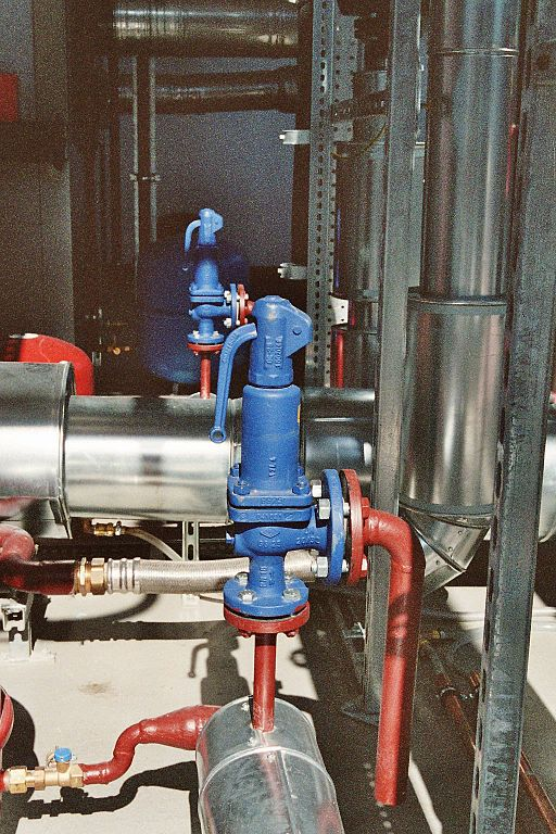 Difference Between Relief Valve And Safety Valve