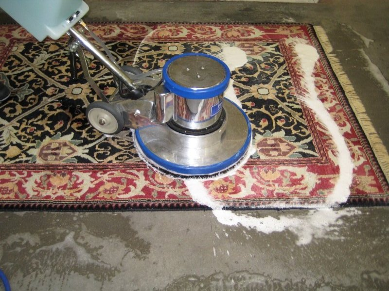 Steam Cleaning And Carpet Shampooing